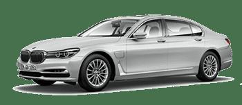 BMW 7 Series Sedan Hybrid